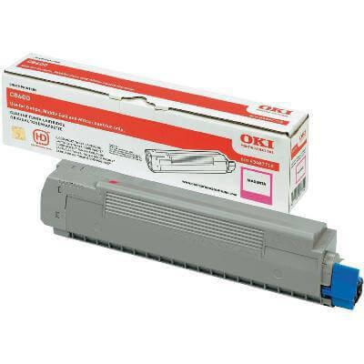 OKI Lasertoner 43487710