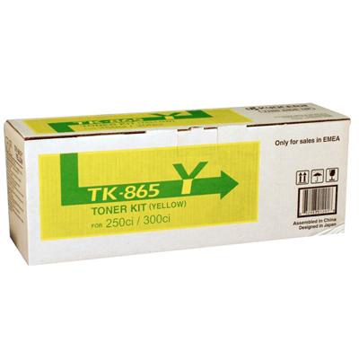 Kyocera Lasertoner TK-865Y