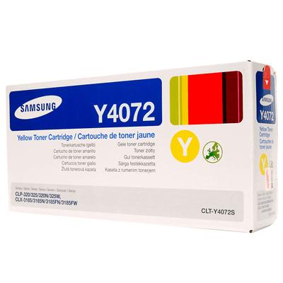 Samsung Lasertoner CLT-Y4072S