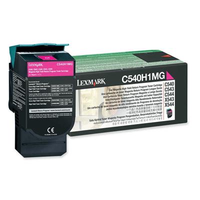 Lexmark Lasertoner C540H1MG