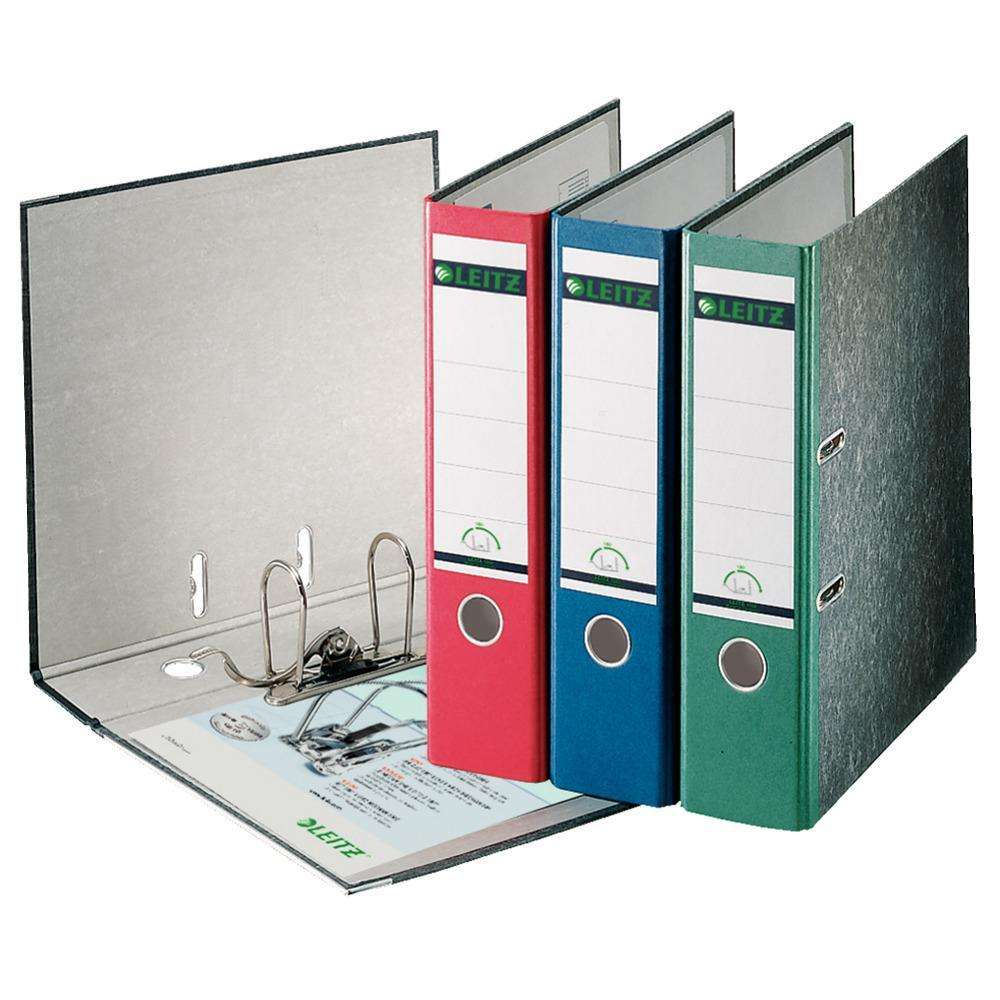 Bürobedarf ordner  Ordner Leitz 1080 farbig – TiTo Bürobedarf