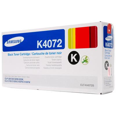 Samsung Lasertoner CLT-K4072S SU128A