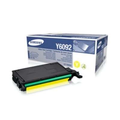 Samsung Lasertoner CLT-Y6092S
