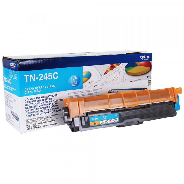 Brother Lasertoner TN-245C