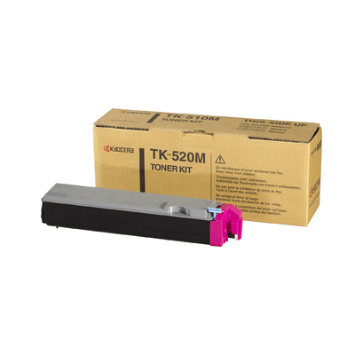 Kyocera Lasertoner TK-520M