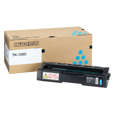 Kyocera Lasertoner TK-150C