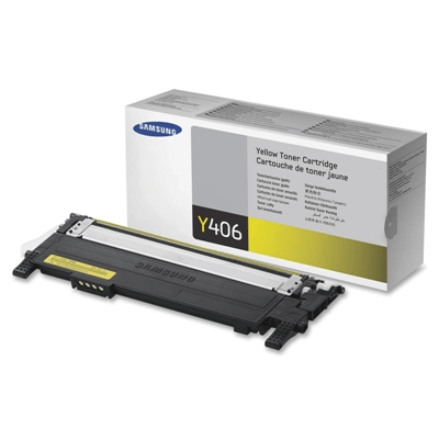 Samsung Lasertoner CLT-Y406S