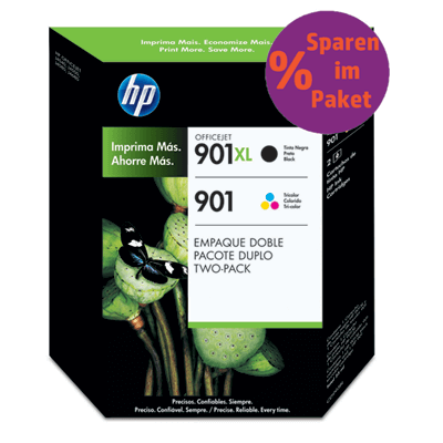HP Tintenpatrone SD519AE Nr. 901