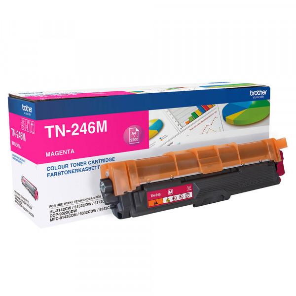 Brother Lasertoner TN-246M