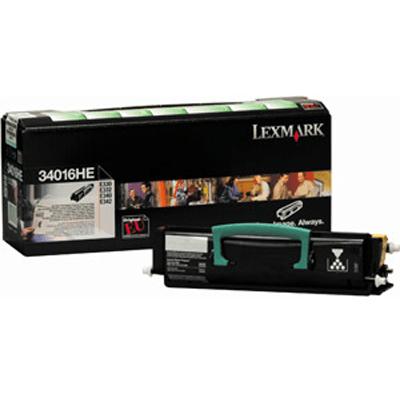 Lexmark Lasertoner 34016HE