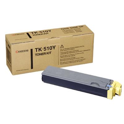 Kyocera Lasertoner TK-510Y