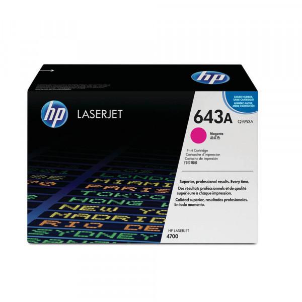 HP Lasertoner Q5953A Nr. 643A