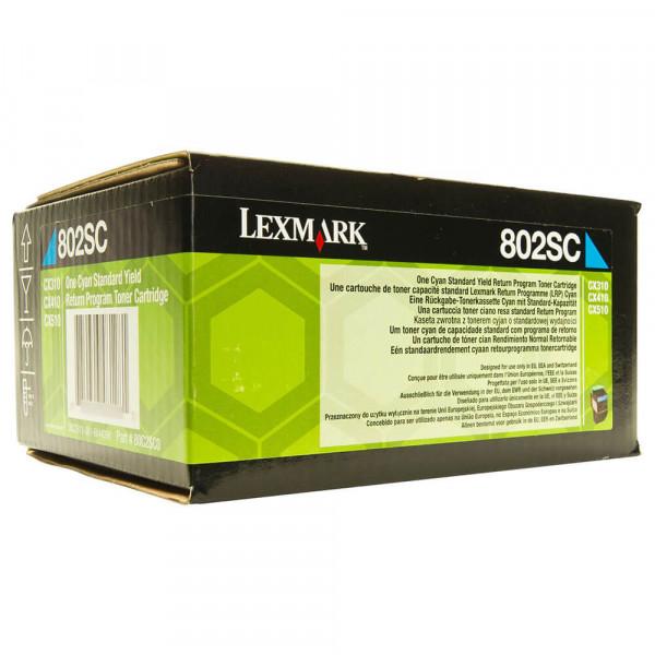 Lexmark Lasertoner 80C2SC0