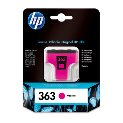 HP Tintenpatrone C8772EE Nr. 363