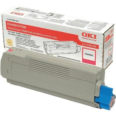 OKI Lasertoner 43381906