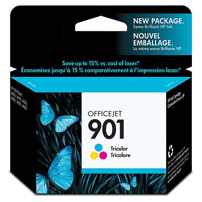 HP Tintenpatrone CC656AE Nr. 901