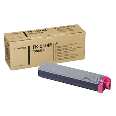 Kyocera Lasertoner TK-510M