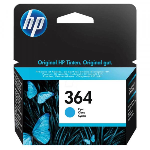 HP Tintenpatrone CB318EE Nr. 364