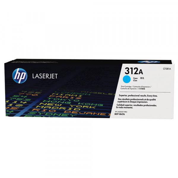 HP Lasertoner CF381A Nr. 312A